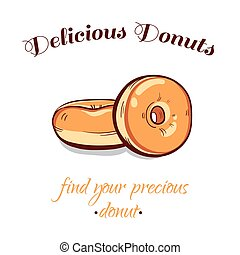 Pastry Delicious Donuts
