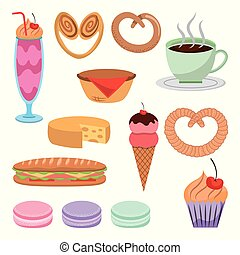 pastry dessert sweet