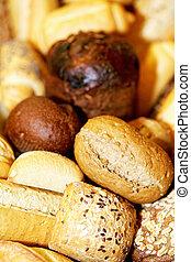 Pastry in bulk