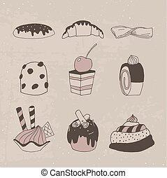 Pastry set