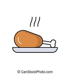 pata de pollo