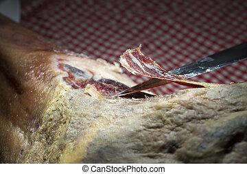 Pata Negra Ham