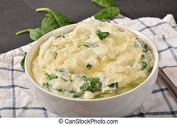 patate, colcannon