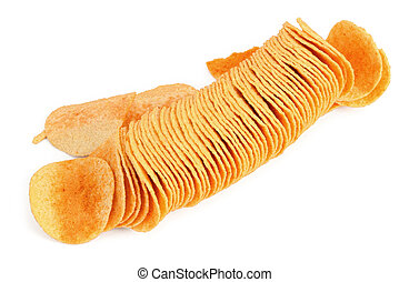 patatine fritte, fila