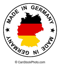 """Patch """" Made in Germany """""""
