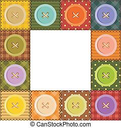 patchwork cadre dredon groupes image vichy point vecteurs search clip art. Black Bedroom Furniture Sets. Home Design Ideas