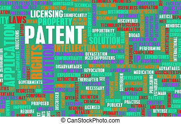 Patent as a Intellectual Property Concept