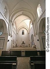 Pater Noster Church in Jerusalem, Israel