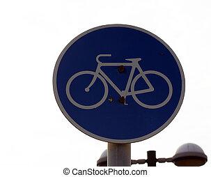 path), κυκλοφορία , (bicycle, σήμα