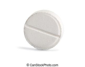 (path), tableta, aspirina
