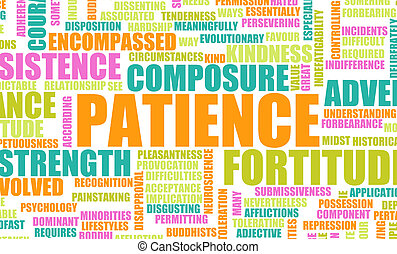 Patience is a Virtue to Success and Glory