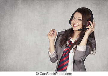 Patience the key to working in a call center