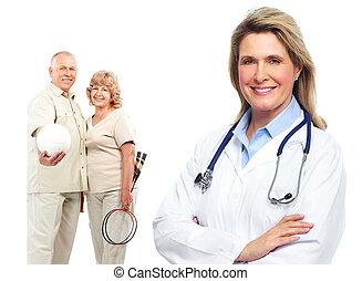 patients., 医学, 家族 医者