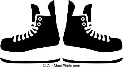 patines, hockey