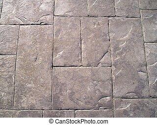 Patio paving - Paving slabs