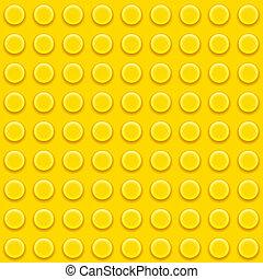 patrón, bloques, lego
