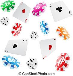 patrón, casino, seamless