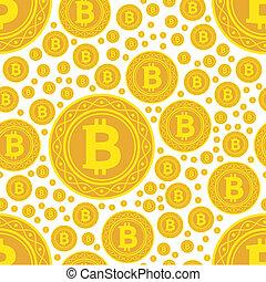 patrón, coins, bitcoin, seamless