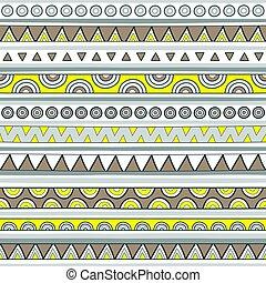 patrón, colorido, seamless, plano de fondo