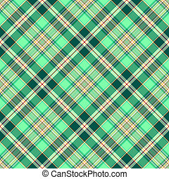 patrón, cruz, green-turquoise