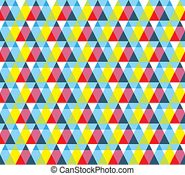 patrón, forma geométrica