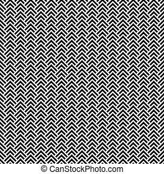 patrón geométrico, vector, plano de fondo, herringbone, seamless, resumen, pattern.