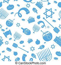 patrón, israelí, feriado, seamless