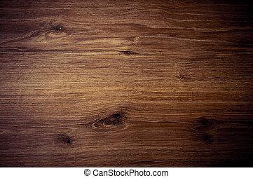 patrón, madera, natural, textura