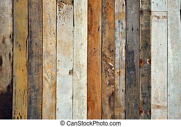 patrón, madera, plano de fondo