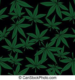 patrón,  marijuana