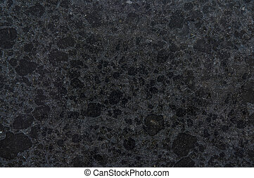 patrón, natural, mármol, plano de fondo, negro