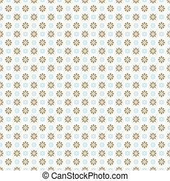 patrón, papel, (tiling), álbum de recortes