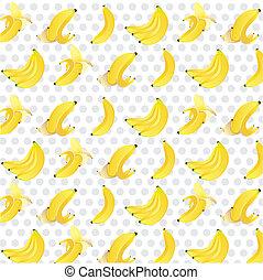 patrón, plátanos