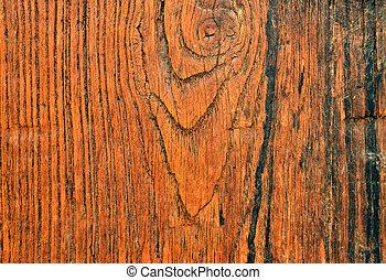 patrón, resumen, madera