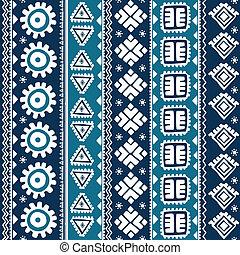 patrón, resumen, tribal