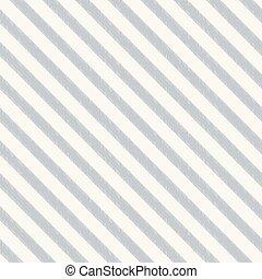 patrón, seamless, rayas, diagonal