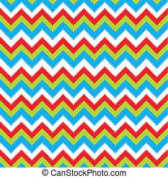 patrón, textura, coloreado, motivos, étnico