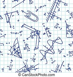 patrón, vector, física