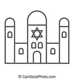 patrón, vector, iglesia, gráficos, fondo., sinagoga, ...
