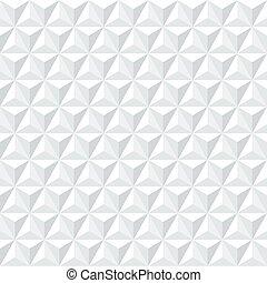 patrón, yeso, seamless, textura, triangular, plano de fondo...