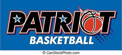 patrióta, kosárlabda
