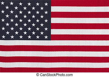 patriótico, bandera, estados unidos de américa