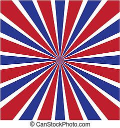 patriótico, estados unidos de américa, plano de fondo
