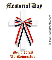 patriótico, memorial, gráfico, dia, 3d