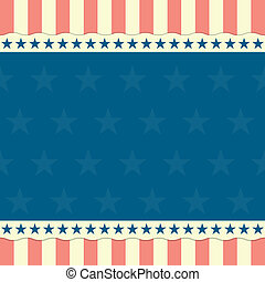 patriótico, plano de fondo