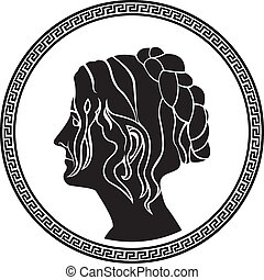 patrician, ギリシャ語, プロフィール, 女性