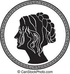 patrician, ギリシャ語, 女性, プロフィール