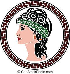 patrician, 女性