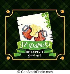 patrick, bieren, dag, lint, st