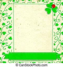 Patrick, C/, día, tarjeta